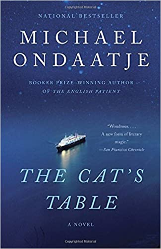 Image result for the cat's table