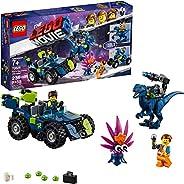 Movie O Veículo Off-road Rex-treme Do Rex Lego Multicor