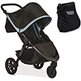 Britax B-Free Infant Baby Stroller - Frost with Travel Bag