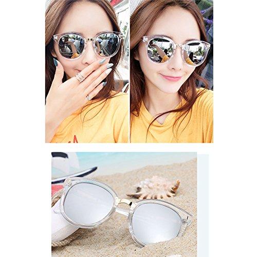 Sol Mirror Sunglasses Driver de Gafas New Color Polarizing 5 Style DT Driving 1gEq40wx