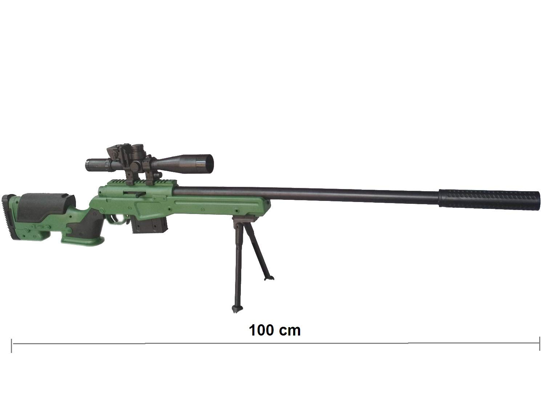 Rifle Francotirador 67 cm