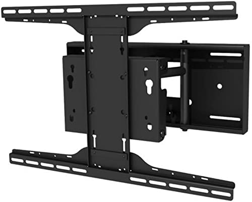 Peerless Pull-Out Swivel Mount for 32-Inch- 65-Inch Flat Panel Screens Black