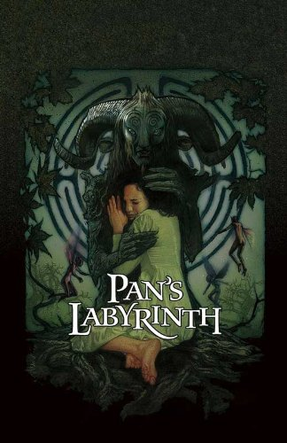 11 x 17 Pan's Labyrinth Movie Poster