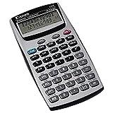 """Canon CNMF605 Scientific Calculator, Easy-to-Read Display, 3.4"""" x 8.9"""" x 14.1"""", Black, Plastic"""