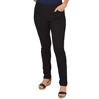 514e61b837d Stretch is Comfort Women s Comfortable Office Pants at Amazon Women s  Clothing store