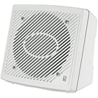 Poly-Planar 5-¼ Premium Enclosed Flush 2-Way Marine Speaker - (Pair)White