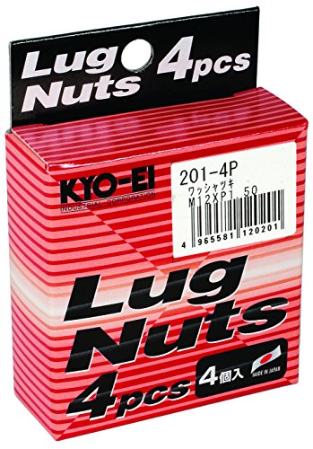 l nut mug Thailand plug nut [M12 x P1.5] 21HEX [bag type] 201-4P (Kyo Plug)
