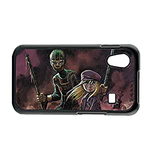 Generic Hard Plastic Phone Cases For Kids Printing With Kick Ass For Samsung Galaxy S5830 Choose Design 2