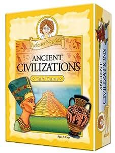 Educational Trivia Card Game - Professor Noggin's Ancient Civilizations