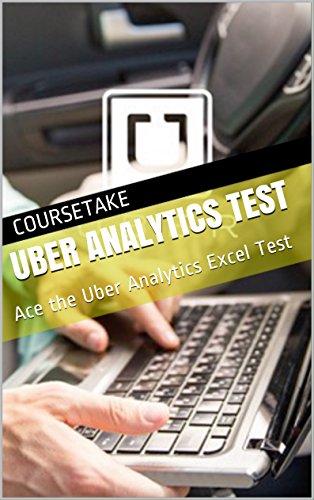 Amazon com: Uber Analytics Test: Ace the Uber Analytics
