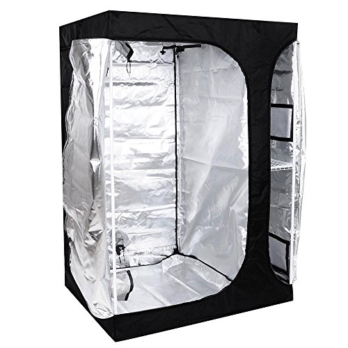 MegaBrand 35x24x53 inch 2in1 Reflective Interior Hydroponic Grow Tent Review