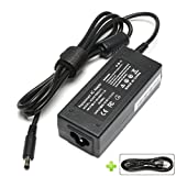 BatteryMon 45W 19.5V 2.31A Laptop Charger for Dell Inspiron 11 3147 3152 3153 3157, Inspiron 13 7348 7352 7353 7359, Inspiron 15 3551 i3551 3552 i5555 i5558 7558 7568 Notebook PCwith Power Supply Cord