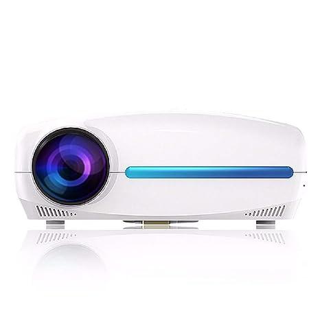 XMIMI Proyector de Cine en casa, 1080P LED 4K Proyector Full HD ...