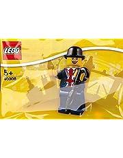 LEGO Lester Exclusive Mini Figuur 40308