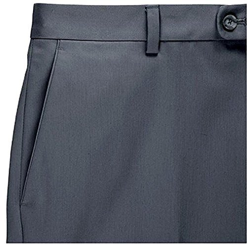 Kirkland Signature Men's Non Iron Pant Classic Fit (32 x 34, Graphite)