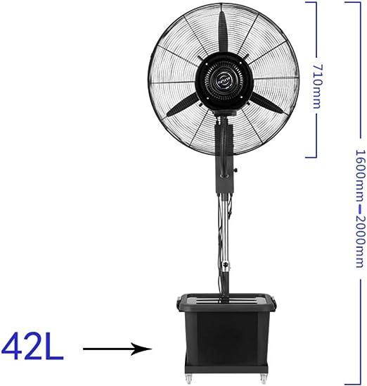 S-AIM Niebla de enfriamiento del Ventilador de Pedestal | Soporte ...