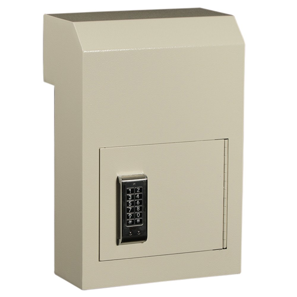 Protex Through the Door Drop Box with Electronic Lock (WSS-159E)