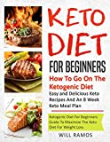 Keto Diet For Beginners : How To Go On The