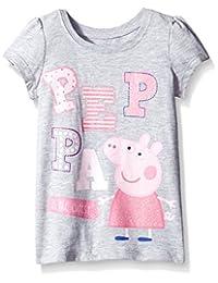 "Peppa Pig Little Girls' ""Peppa Is The Cutest"" Tee"