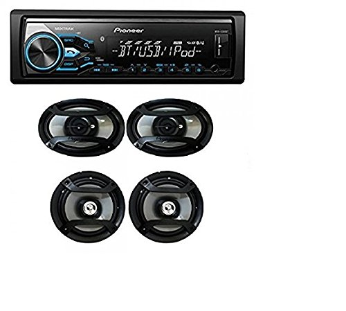 Pioneer MXT-X3969BT In-Dash Digital Media Receiver by Pioneer