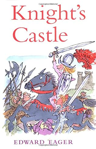 book cover of Knight\'s Castle