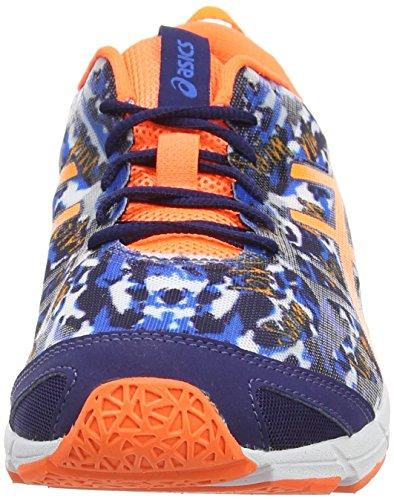 Gel Da Tri hot Scarpe indigo Orange Uomo Asics electri Blue 4930 Corsa Blu hyper nIqdf1