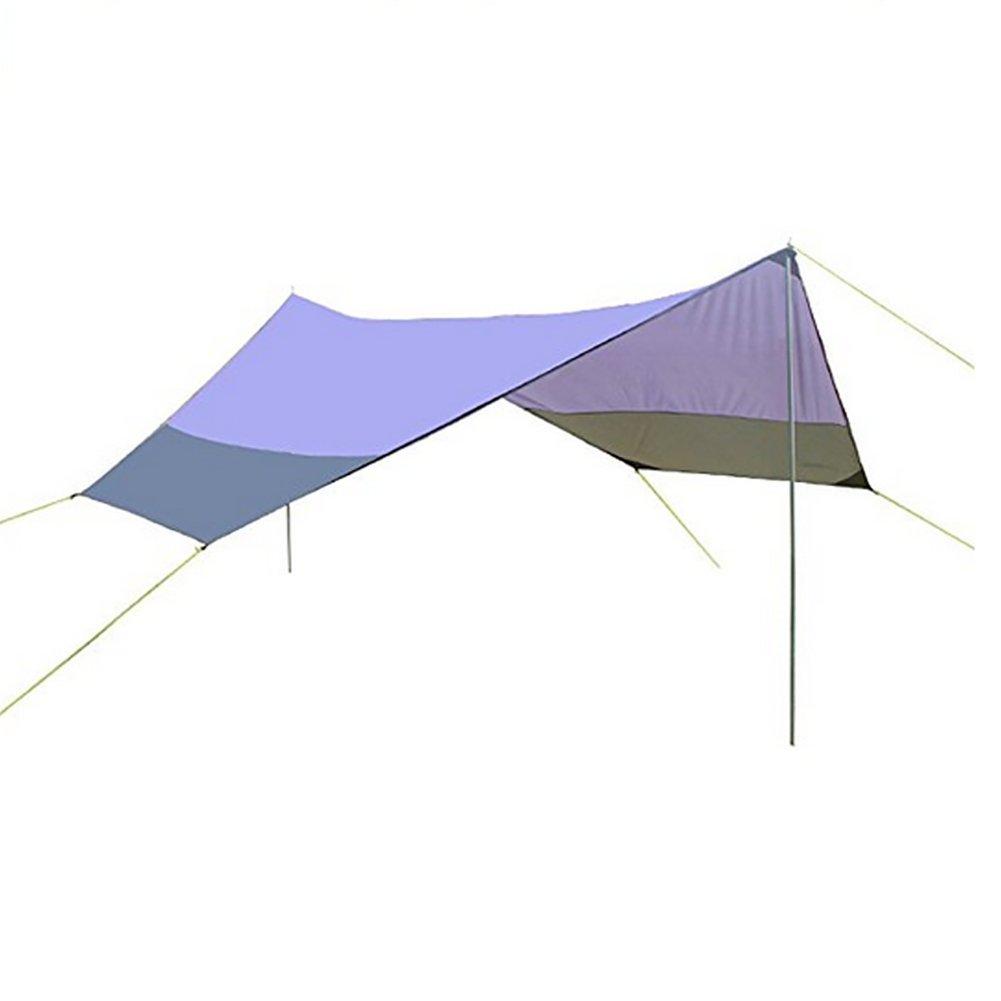 L&Z Sechskant Himmel/Sonnenschutz Zelt Himmel Outdoor/Camping SUV 3–4 Personen