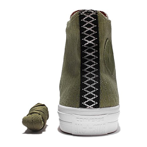 Converse Chuck Montantes Adulte Black Sneaker Green All Mixte White II Star High Taylor FFRnrqg