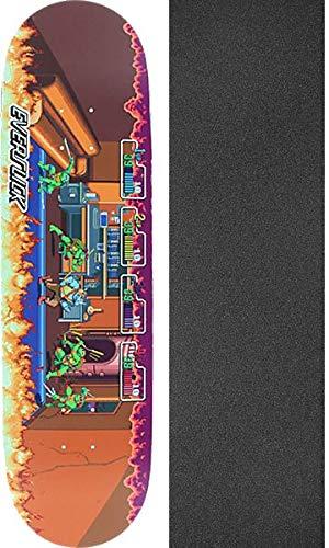 Santa B07KDTV38B Cruz スケートボード TMNT アーケード x Everslick スケートボードデッキ - 21.59cm - x 82.55cm Jessupグリップテープ付き - 2つのアイテムのバンドル B07KDTV38B, クツキムラ:a0b818a1 --- grupocmq.com