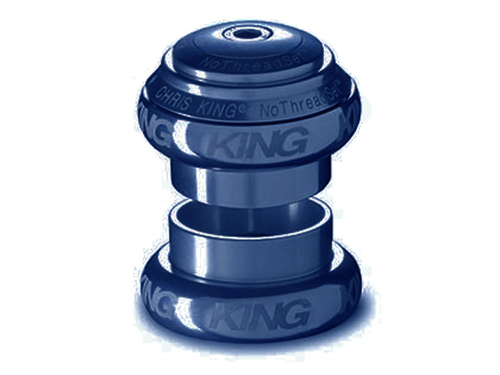 CHRIS KING(クリスキング) 1-1/8 NTS GRIPLOCK ヘッドセット SOTTO VOCE ネイビー FN0045 B076HNPCCY