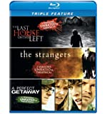 The Last House on the Left / The Strangers / A Perfect Getaway Triple Feature [Blu-ray]