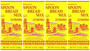 Weisenberger Mills Ky Proud Products Batter Spoon Bread Mix 5.5oz Packages 4 Pack