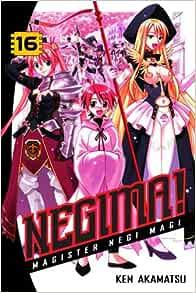 Negima Magister Negi Magi Vol 16 Akamatsu Ken 9780345499240 Amazon Com Books