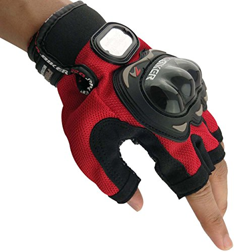 monster cycling gloves - 5