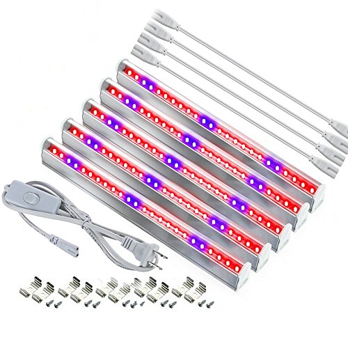 Led Plant Grow Light Tube - 9