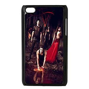 Custom High Quality WUCHAOGUI Phone case The Little Mermaid & Ocean Protective Case FOR IPod Touch 4th - Case-1