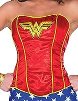 Rubie's Women's DC Comics Wonder Woman Corset