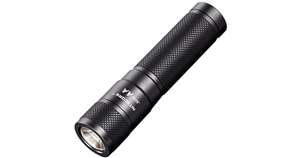 Amazon.com: NITECORE SENS MINI AA Linterna LED con ...