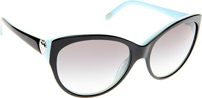 Gafas de Sol Tiffany & Co. TF4065B TOP BLACK/BLUE GRAY ...