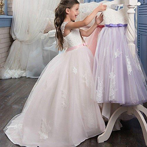 vestido de novia ni�a