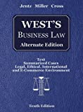 img - for West s Business Law, Alternate Edition (with Online Legal Research Guide) book / textbook / text book