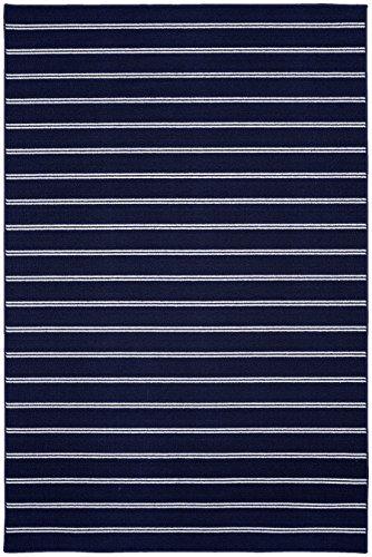 navy blue rugs - 9