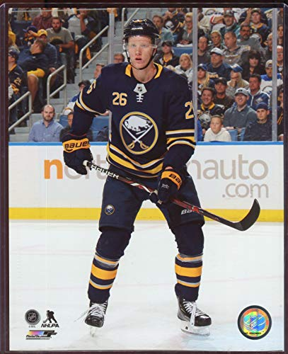 Rasmus Dahlin Officially Licensed Buffalo Sabres 8x10 Photo with Toploader