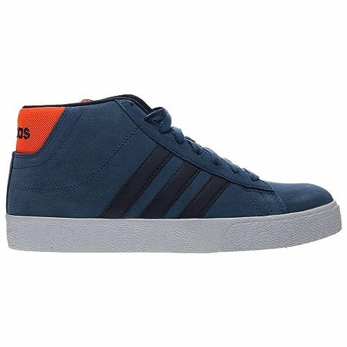 adidas Neo - Zapatillas Altas Hombre, Color Azul, Talla 42 2/3: Amazon.es: Zapatos y complementos