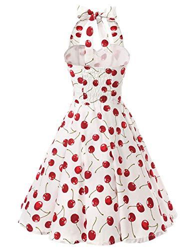 para Cerise2 VKStar VKStar Vestido Vestido mujer q5Xwfwtd
