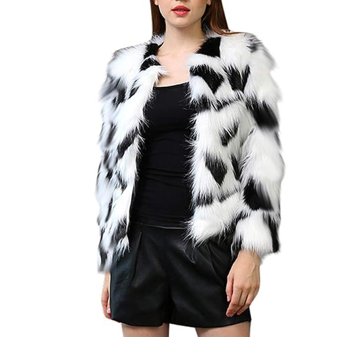 POLP Abrigos mujer Abrigo de Invierno de Mujer Mantenga la Ropa de Abrigo Caliente Abrigo de