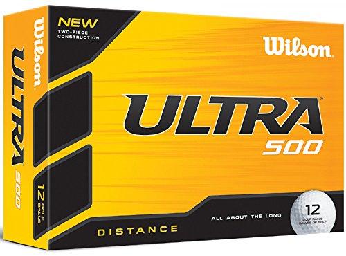 Wilson Ultra 500 Distance-12 Ball Pack ()