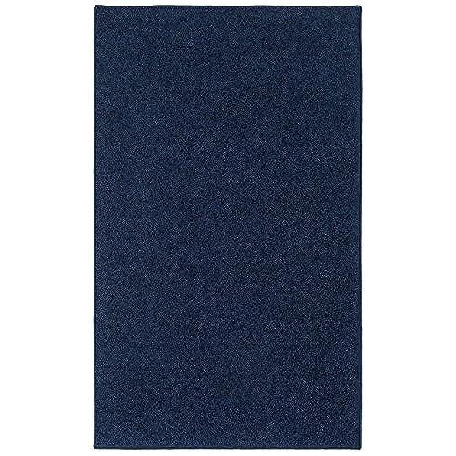 Navy Blue Area Rug 5x7 Amazon Com