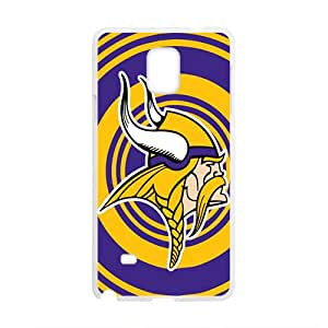 minnesota vikings Phone high quality Case for Samsung Galaxy Note4 Case
