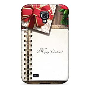 Premium [lVc2424krIv]christmas Gifts Case For Galaxy S4- Eco-friendly Packaging